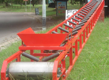 Builders/Troughed conveyors